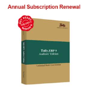 tally auditor renewal 1