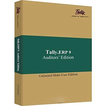 tally erp9 auditor edition