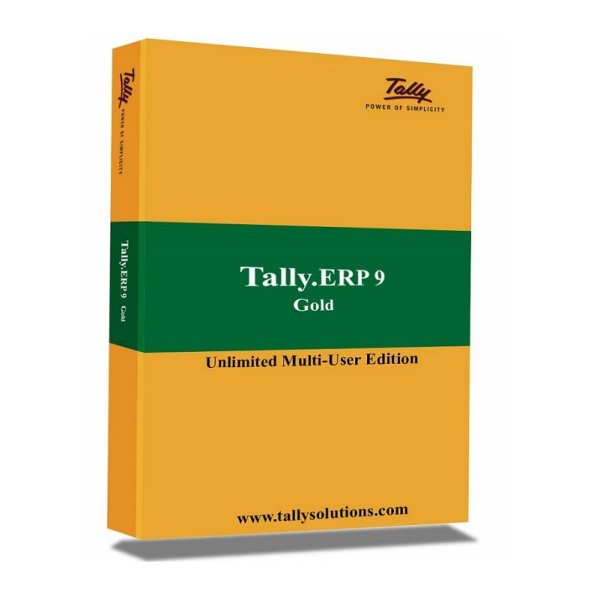 tally gold erp9 multi user
