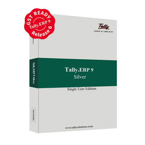 tally.erp9 Silver single user