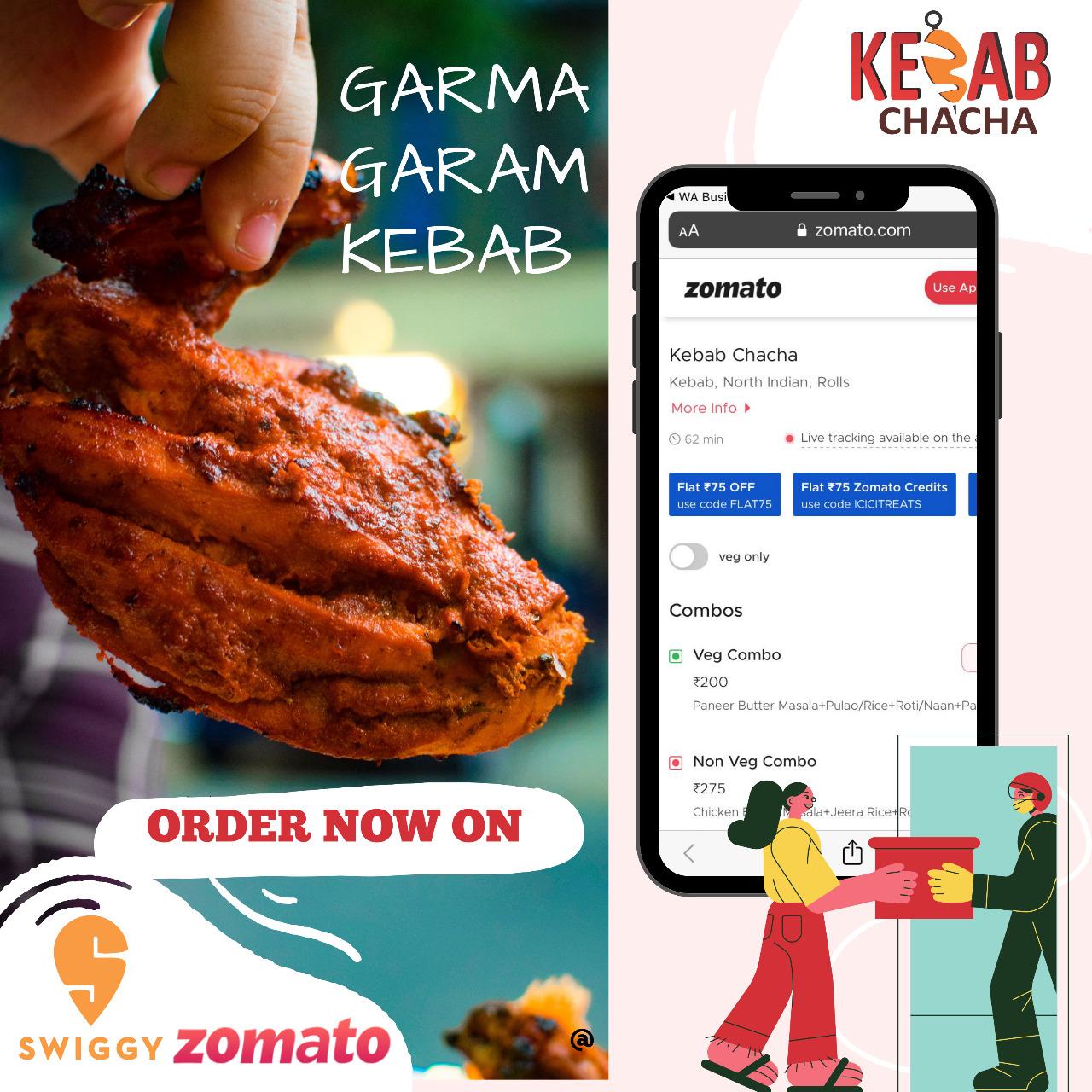 kebab chacha